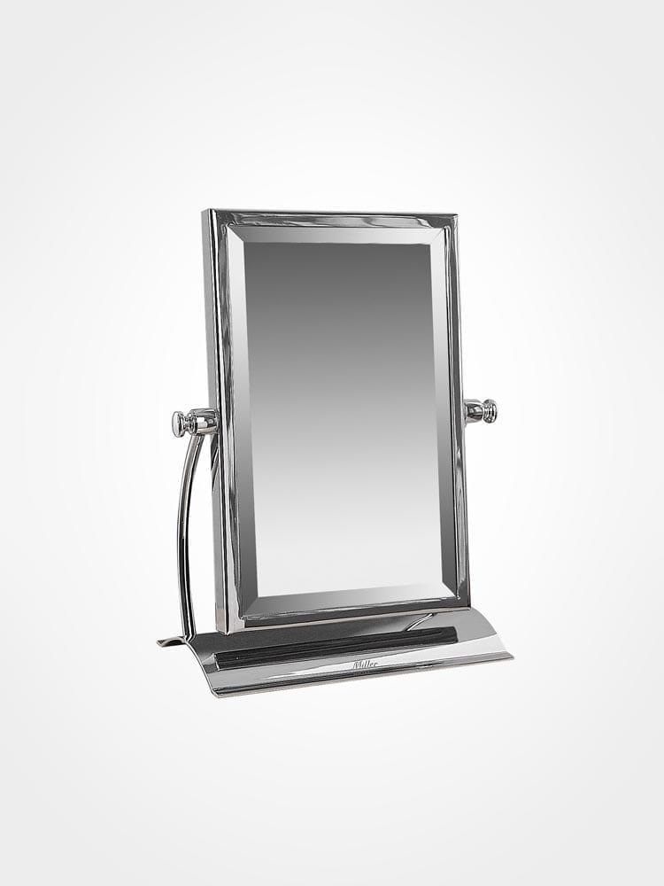 Plain Vanity Mirror Victorian Bathrooms