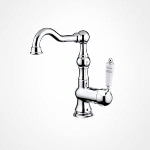 Britannia single lever French spout