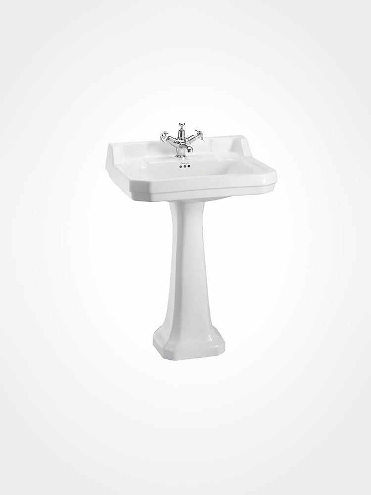 Burlington Edwardian basin