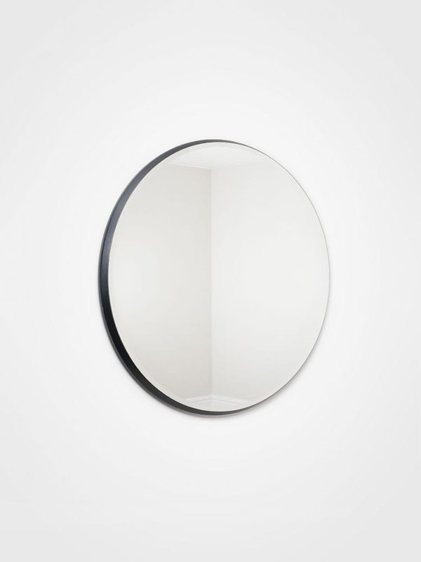 bathroom mirror black frame