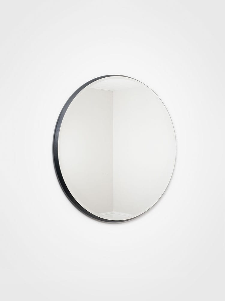 bathroom mirror black frame
