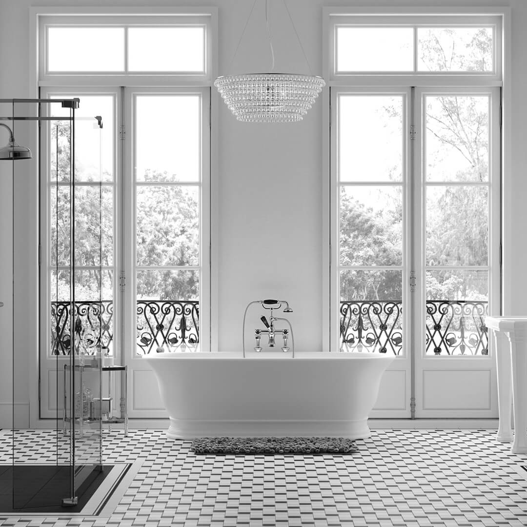 VICTORIAN BATHROOMS | LUXURY BATHROOMS