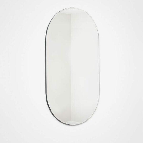 Victorian Bathrooms oval mirror