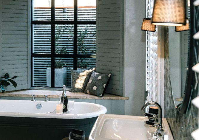 American shutters victorian bathrooms