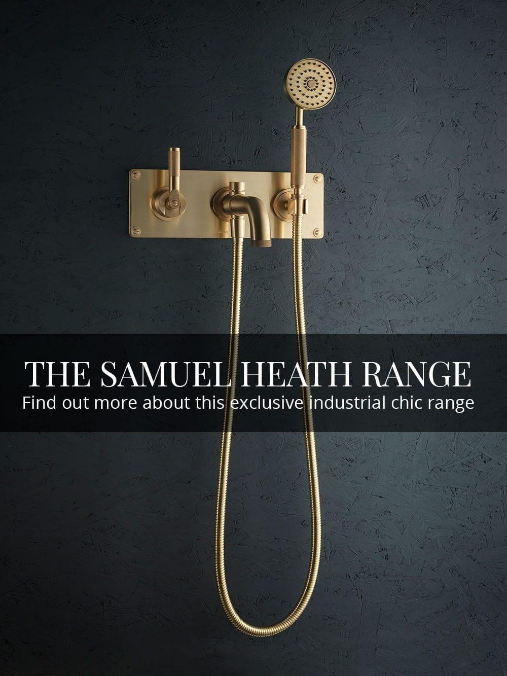 SAMUEL HEATH RANGE