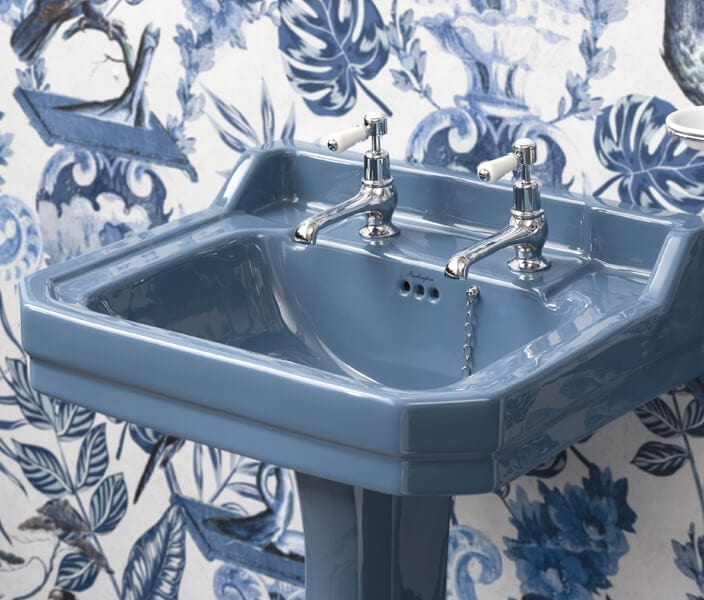 burlington blue basin