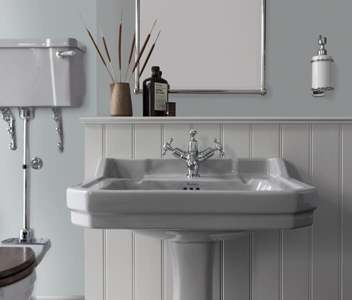 burlington grey basin