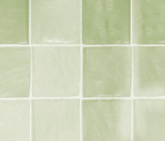 green veelvlak handcrafted tiles victorian bathrooms