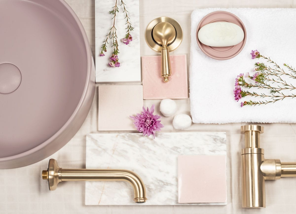 colour inspiration by victorian bathrooms
