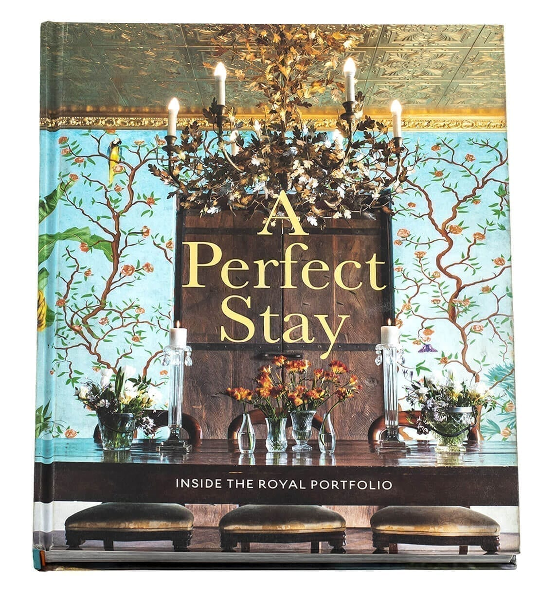 a perfect stay coffee table book