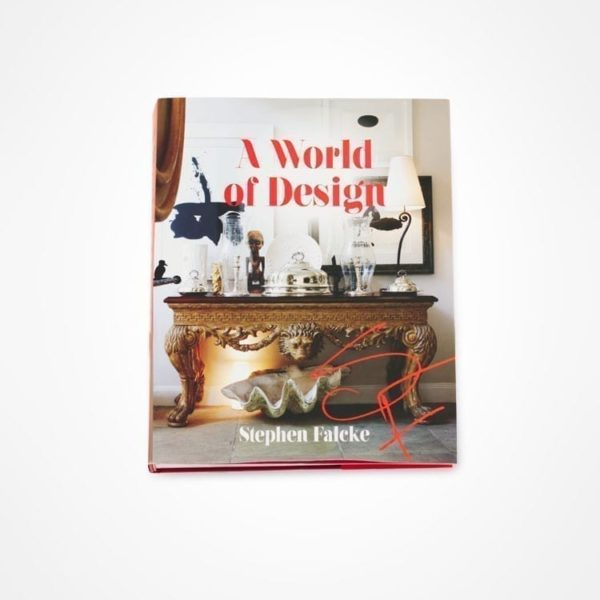 Stephen Falcke Coffee Table Book Cover