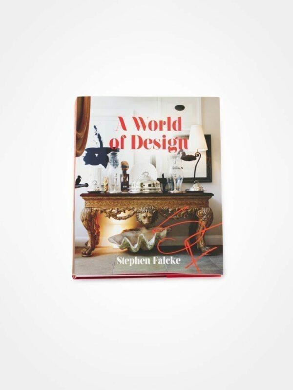 Stephen Falcke Coffee Table Book Cover