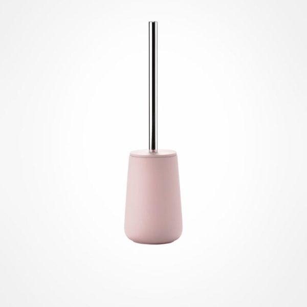 Toilet Brush in blush colour by Zone