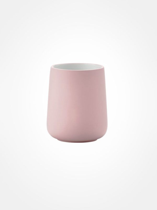 Bathroom tumble by Zone Denmark - rose