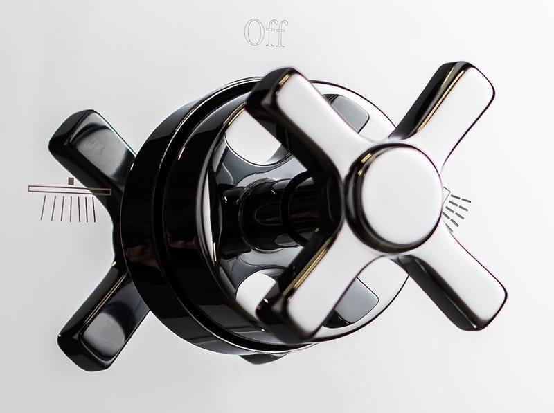 arte thermostatic shower mixer