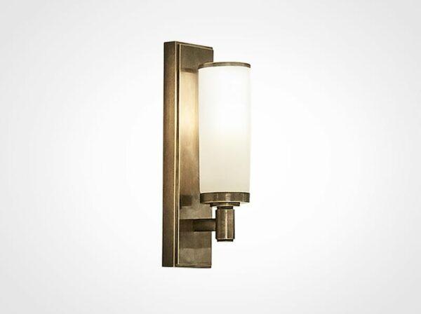 Verona lamp aged brass