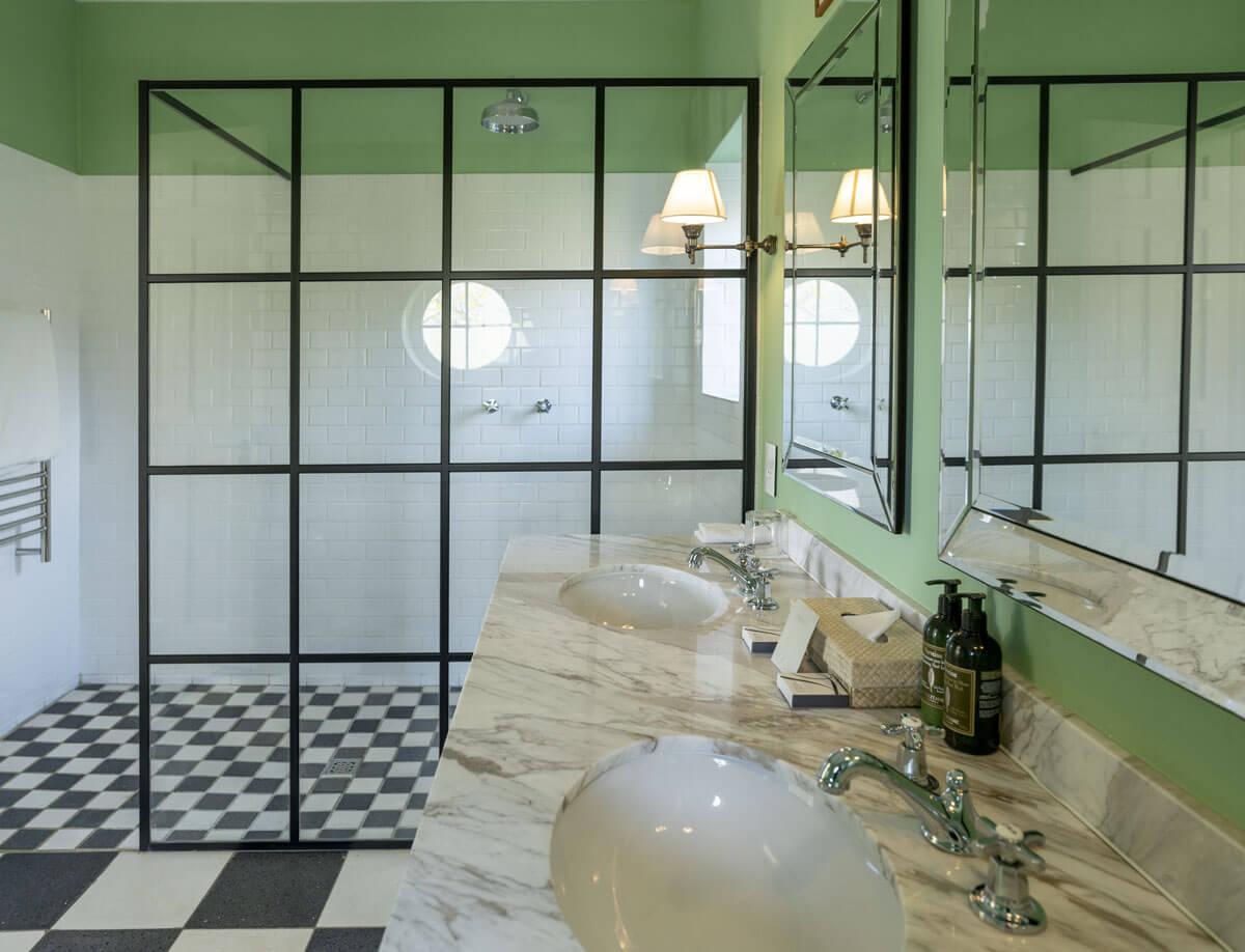 VICTORIAN BATHROOMS LA COTTE BATHROOM PROJECT FRANSCHHOEK